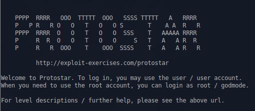 Exploit Exercises: Введение в эксплуатацию бинарных уязвимостей на примере Protostar - 1