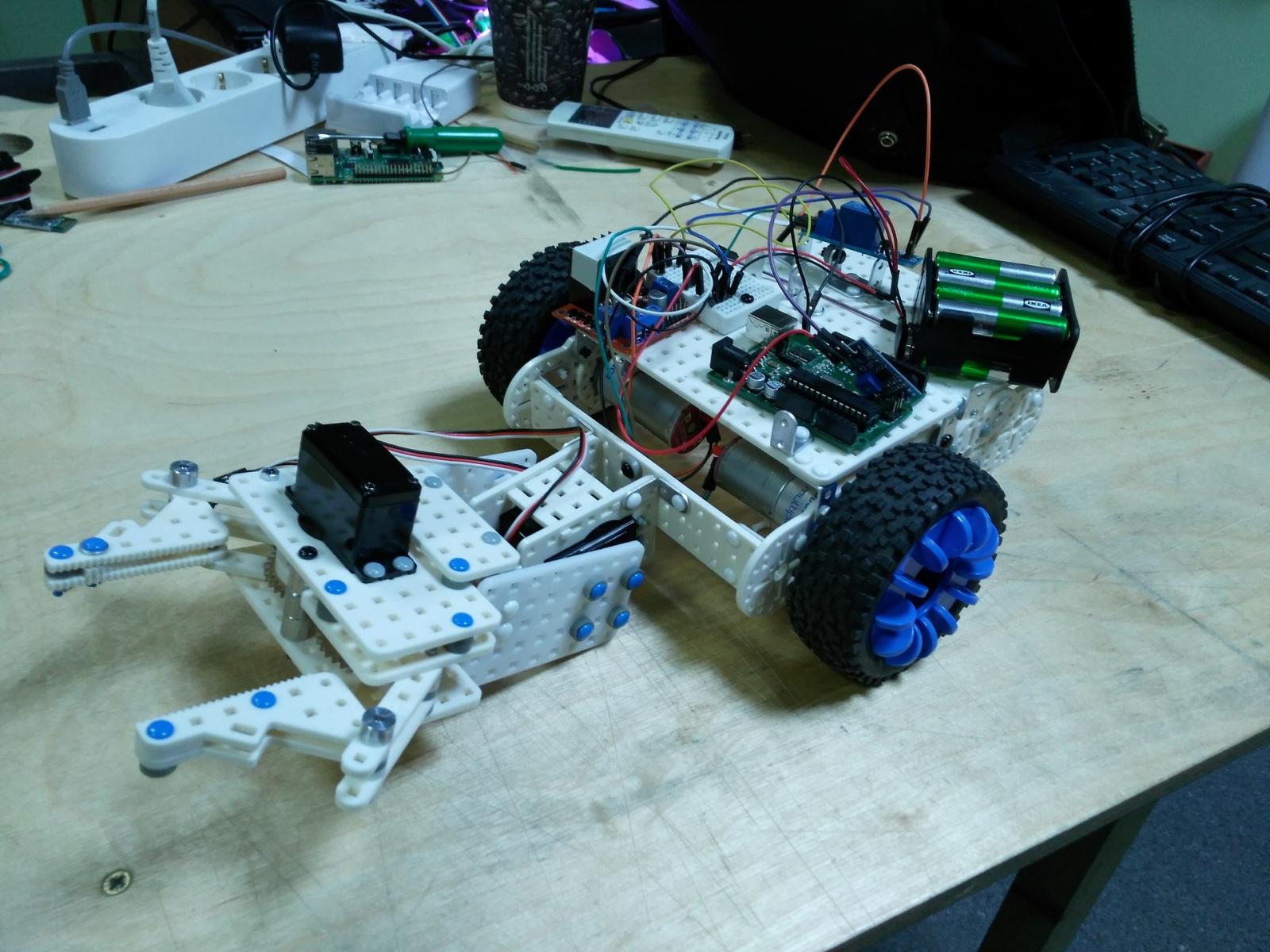 Раздаем железки для организации детских кружков робототехники - 3
