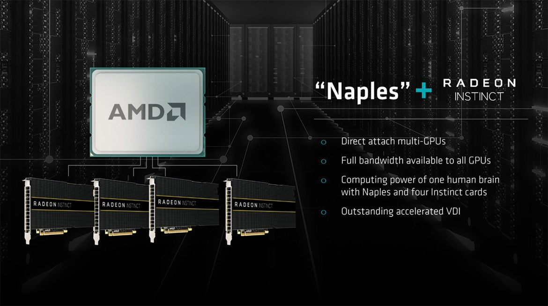 AMD анонсировала 32-ядерный серверный процессор Naples - 8