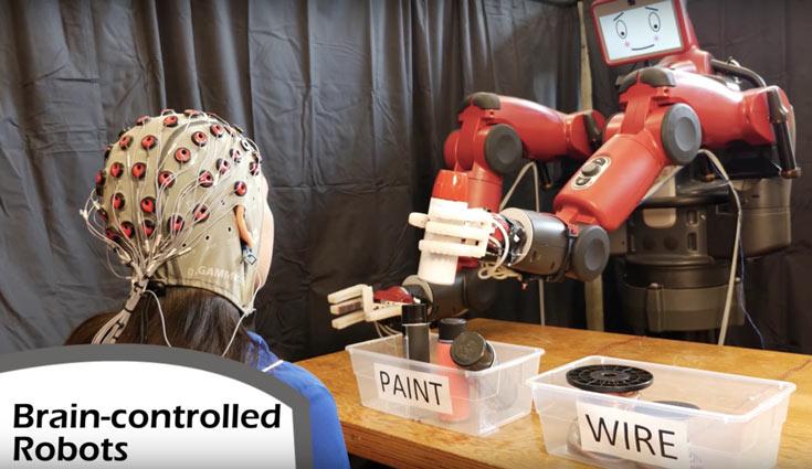 К числу возможных областей применения технологии исследователи относят управление промышленными роботами и беспилотные автомобили