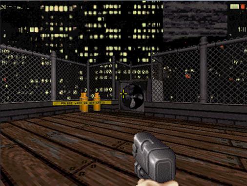 Анализ исходного кода Duke Nukem 3D: Часть 1 - 6