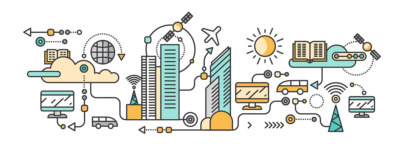 «Умные города», или Smart Cities=Happy Citizens - 1