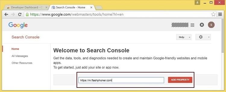 Cкринкастинг на сайте по WebRTC из браузера Chrome - 15