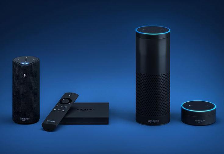 Модель Amazon Echo стоит $180