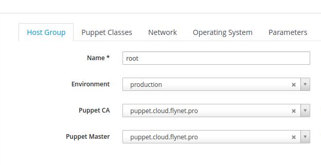 Установка и настройка Puppet + Foreman на Ubuntu 14.04 (пошаговое руководство) - 13