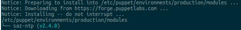 Установка и настройка Puppet + Foreman на Ubuntu 14.04 (пошаговое руководство) - 6