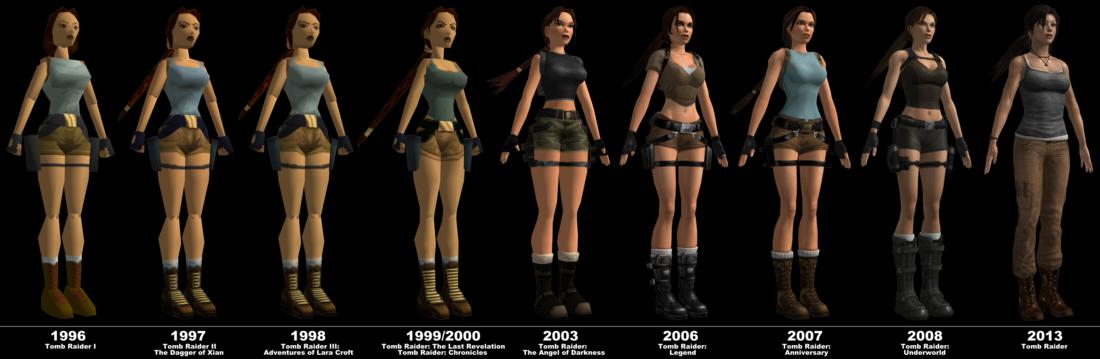 Интернет-сообщество почти 20 лет создает уровни для классической версии Tomb Raider - 3