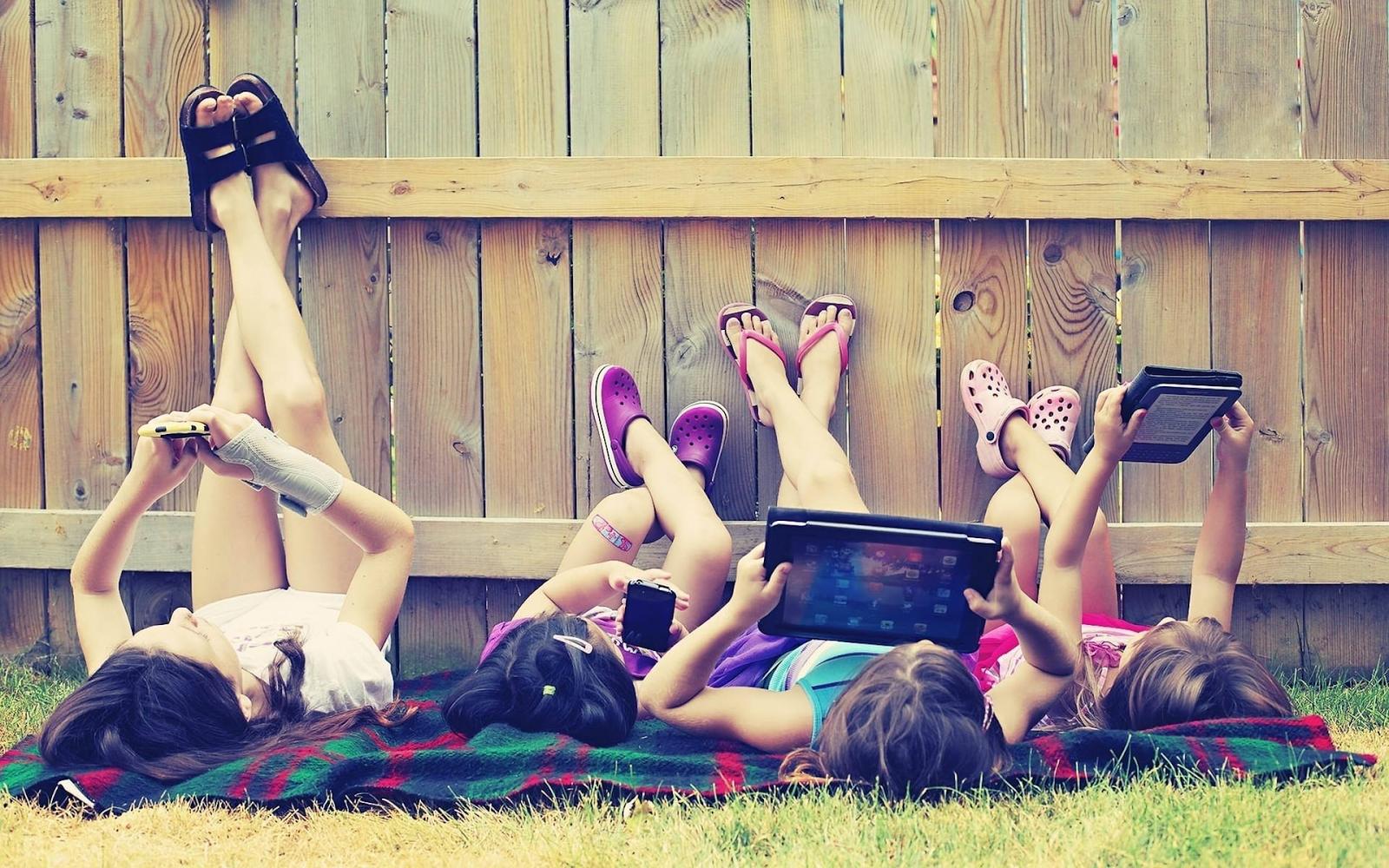 Пять идей, как отвлечь детей от телевизора и планшета - 1