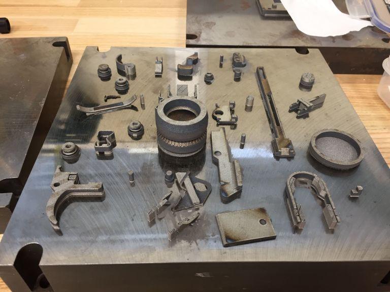Военные США напечатали гранатомет R.A.M.B.O - 2