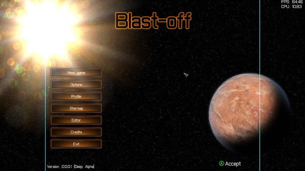 Blast-off. От идеи до релиза - 2