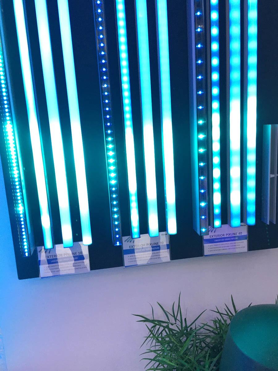 Что было на выставке ISE-2017 (средства отображения, светодиоды, софт для экранов) - 20