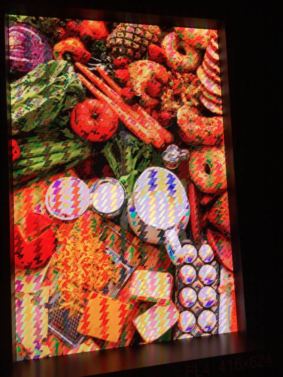 Что было на выставке ISE-2017 (средства отображения, светодиоды, софт для экранов) - 26