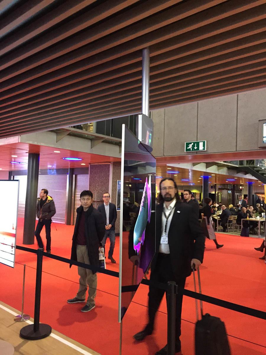 Что было на выставке ISE-2017 (средства отображения, светодиоды, софт для экранов) - 8
