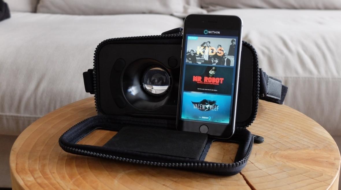 Лучшие VR-гарнитуры для владельцев мобильных телефонов - 1