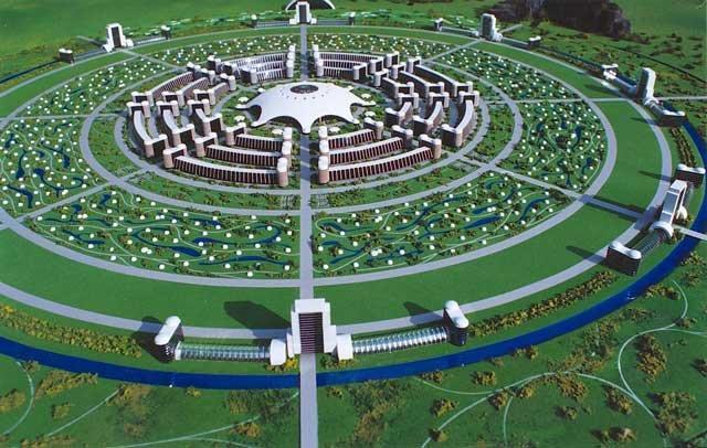 Первый частный город в России. Часть 3 - 11