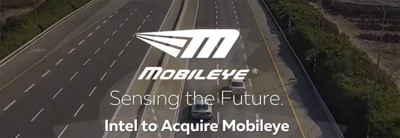Зачем Intel Mobileye? - 1