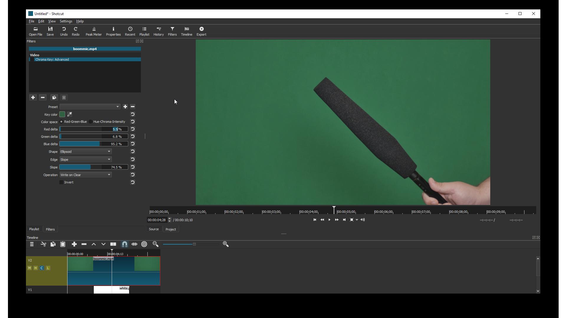 Можно ли заменить Adobe Premiere и Sony Vegas бесплатными видеоредакторами? - 10