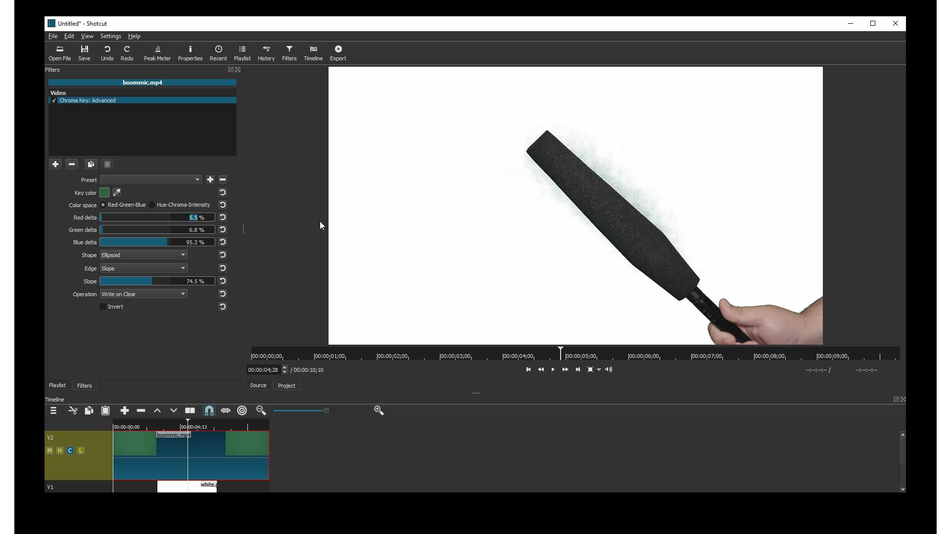 Можно ли заменить Adobe Premiere и Sony Vegas бесплатными видеоредакторами? - 11
