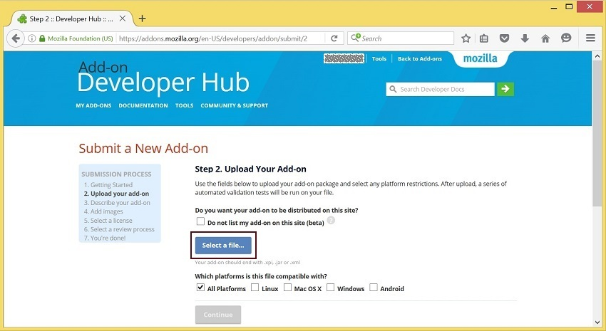 Скриншаринг на сайте по WebRTC из браузера Mozilla Firefox - 9