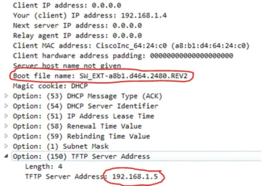 Cisco Smart Install. Изучаем технологию, ищем векторы атаки - 3