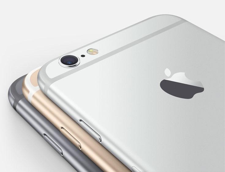 Цена смартфона Apple iPhone 6 с 32 ГБ флэш-памяти примерно равна $520