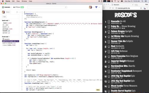 Glitch — новый подход к разработке приложений - 6