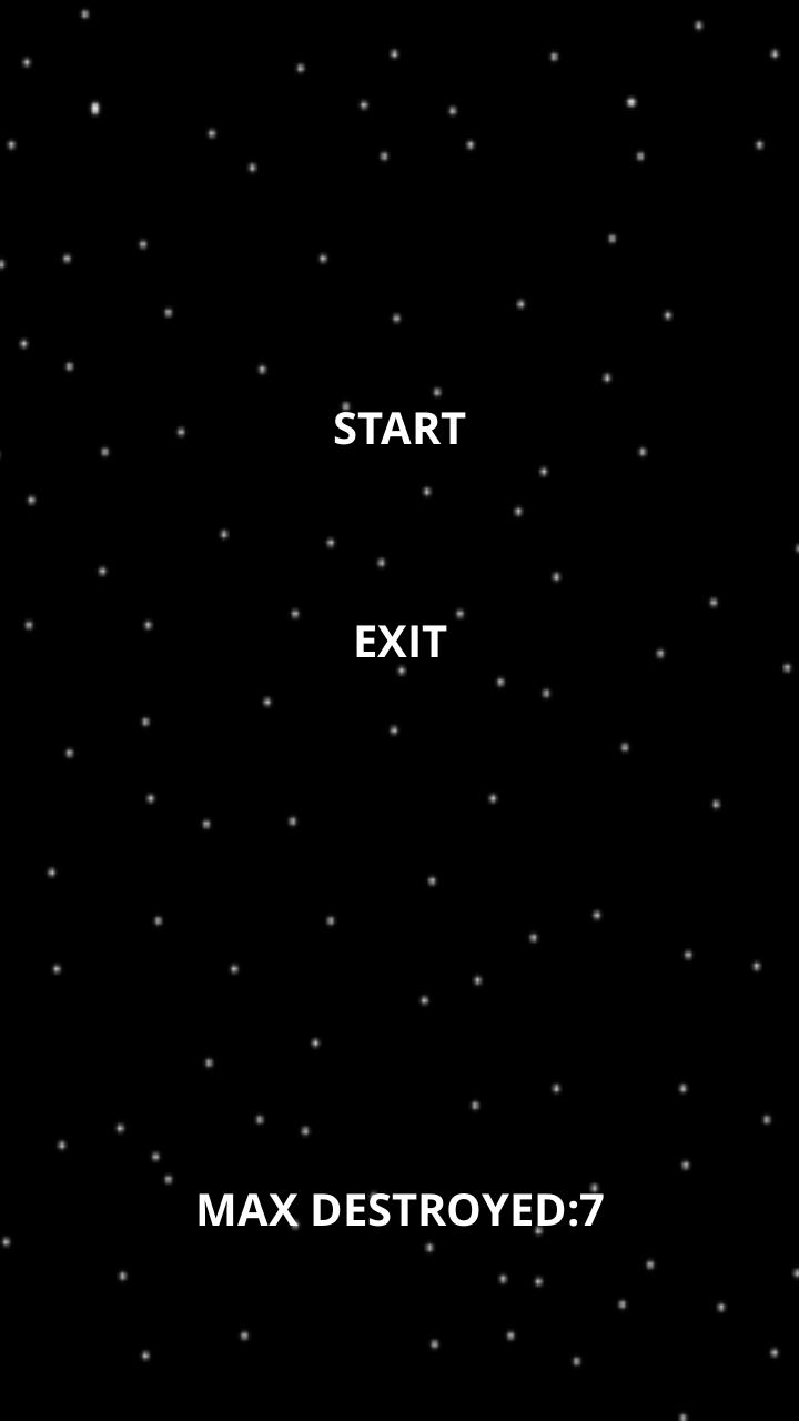 Разработка космической стрелялки для android с использованием игрового движка Unity3D - 5