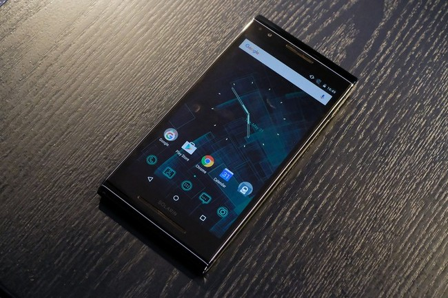 Создатели защищенного смартфона Sirin Labs Solarin стоимостью $14 000 меняют стратегию