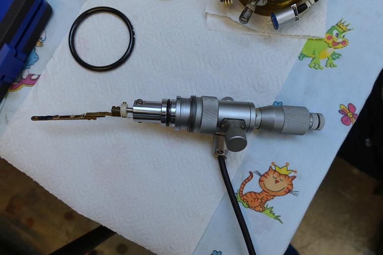 Электронный микроскоп в гараже. Катод и пушка - 4