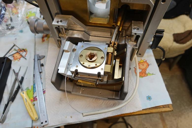 Электронный микроскоп в гараже. Катод и пушка - 6