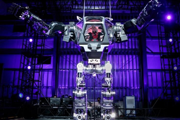 Amazon может быть заинтересована роботами Method-2