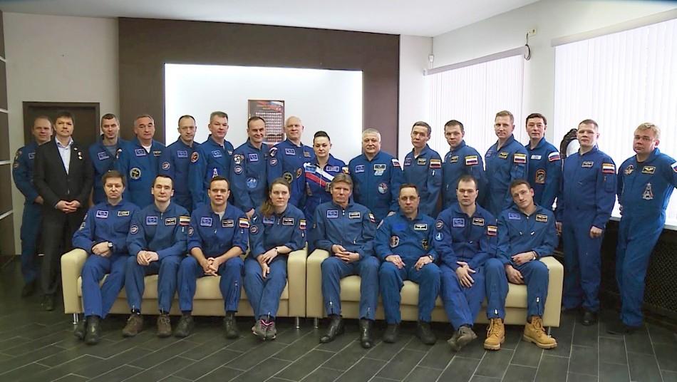 Как набирали космонавтов - 1