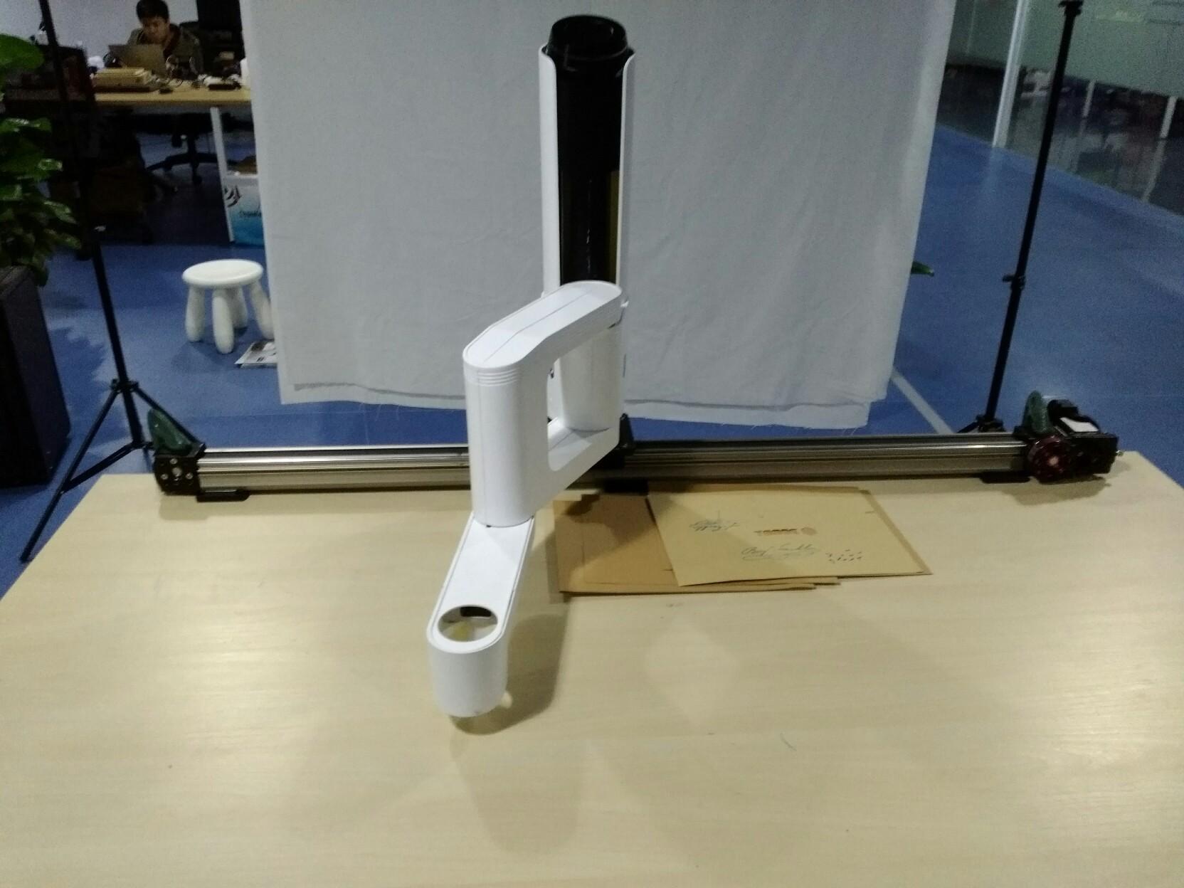 Обзор SCARA-based робота-манипулятора Dobot M1 или как совместить паяльного робота и тестомешалку - 2