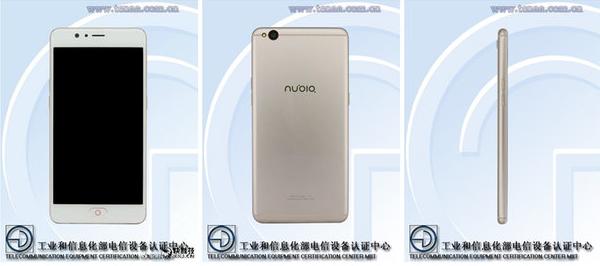 Стали известны параметры смартфонов Nubia Z17