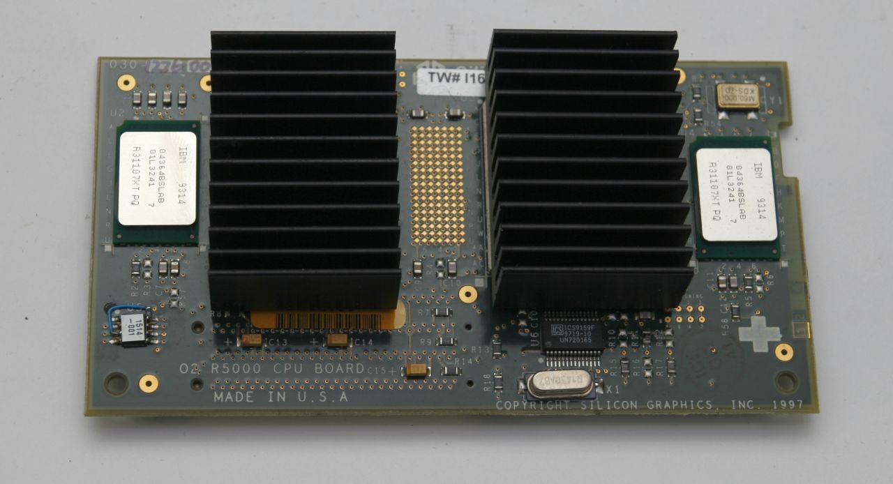 Silicon Graphics O2 — Маленькая станция с большими возможностями - 7