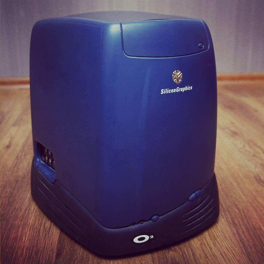 Silicon Graphics O2 — Маленькая станция с большими возможностями - 1
