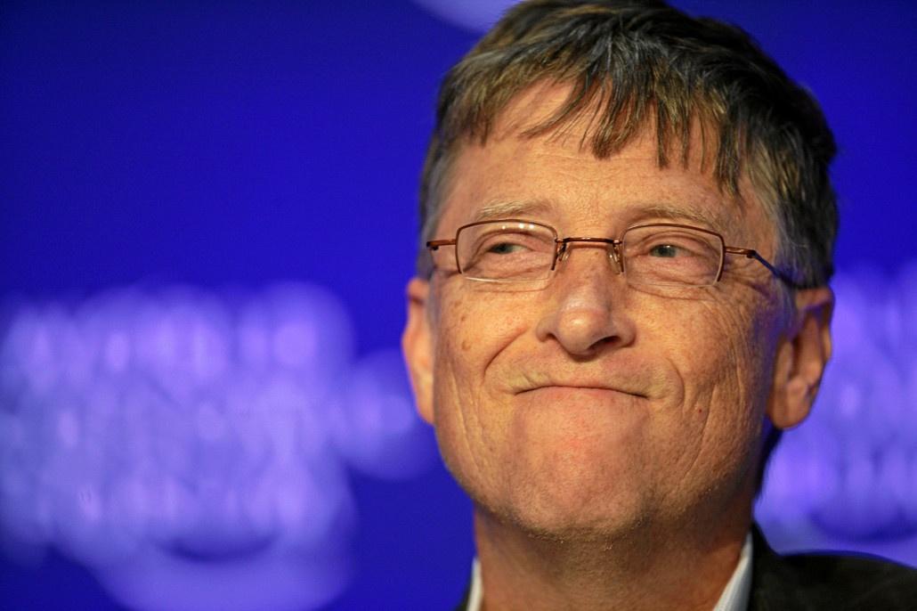 Билл Гейтс — самый богатый человек мира четвертый год подряд - 1