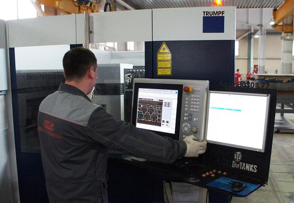 Экскурсия на московское производство компонентов для сетей связи. Часть вторая - 16