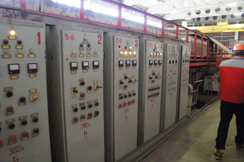 Экскурсия на московское производство компонентов для сетей связи. Часть вторая - 34