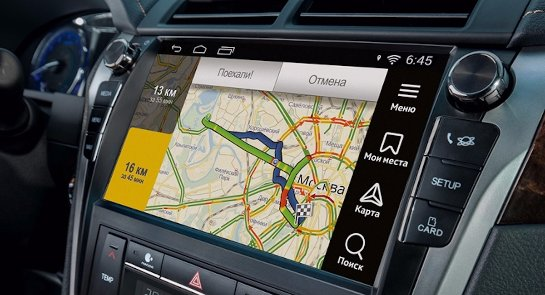В новые автомобили LADA будут интегрированы интернет-сервисы Яндекса