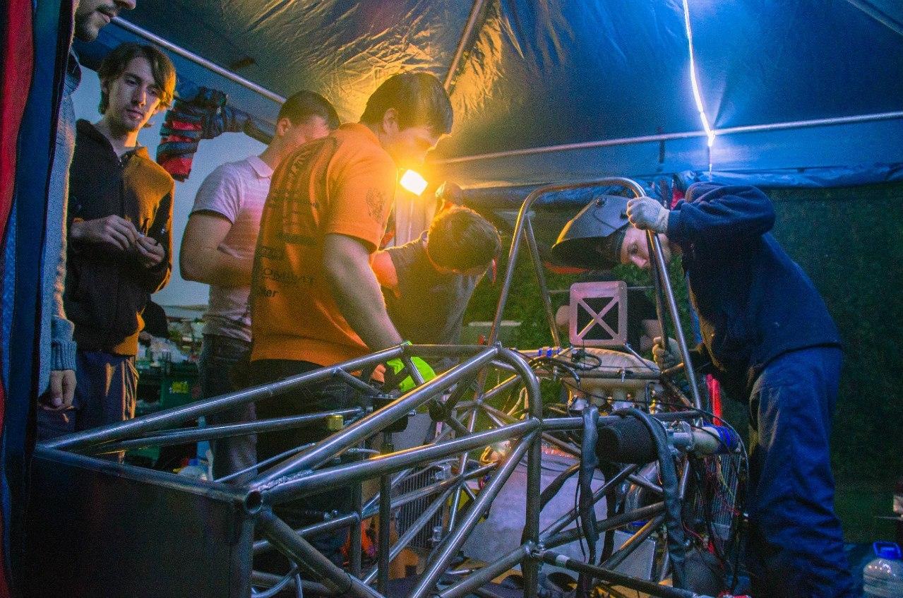 Bauman Racing Team — история со вкусом скорости - 12