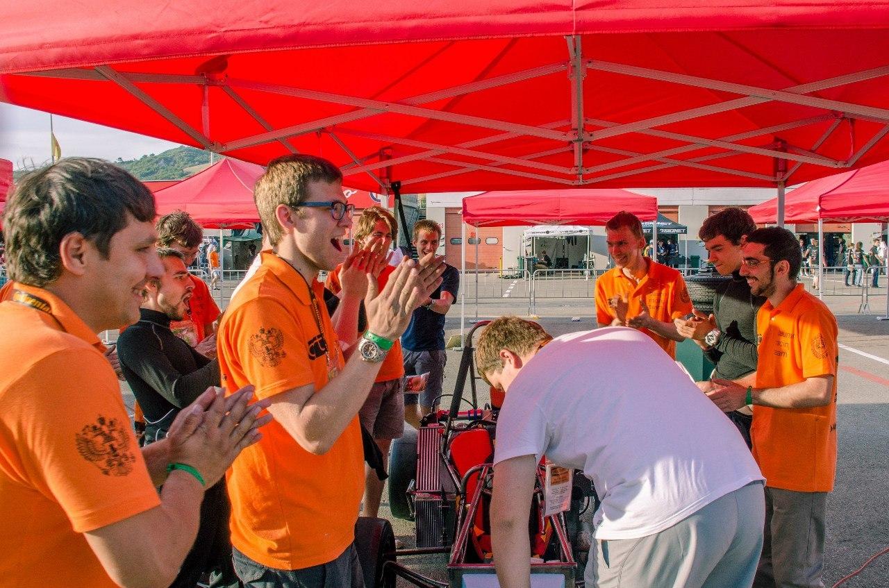 Bauman Racing Team — история со вкусом скорости - 14