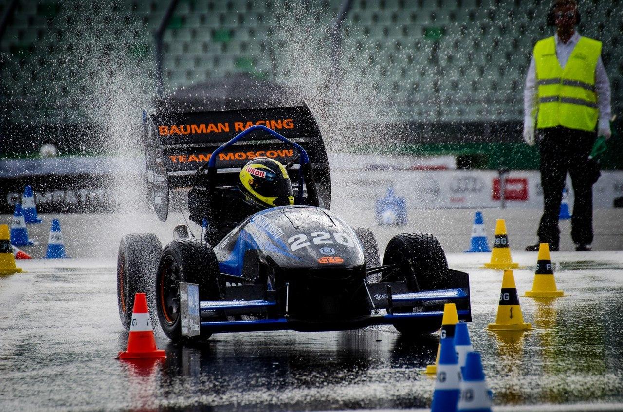 Bauman Racing Team — история со вкусом скорости - 22