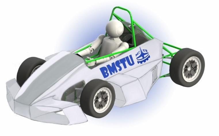 Bauman Racing Team — история со вкусом скорости - 6