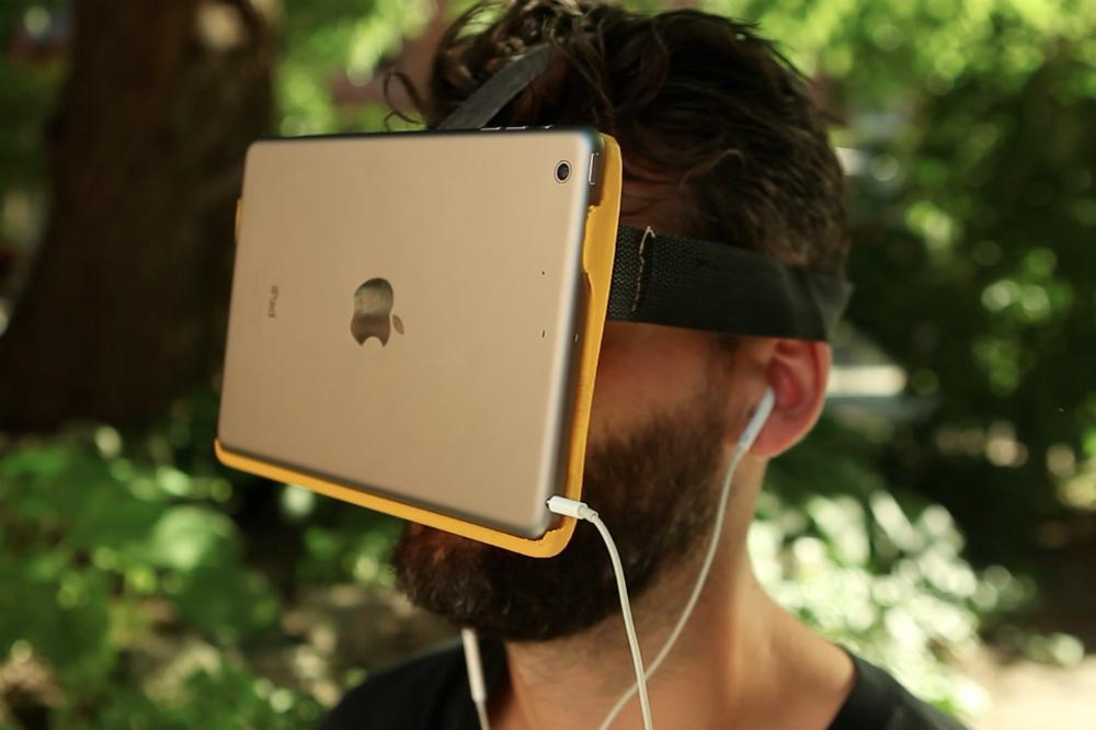 VR-AR в браузере. Как быстро влиться и сделать свое первое приложение, используя WebVR API - 1