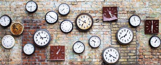Чем точнее часы, тем более размытым становится время