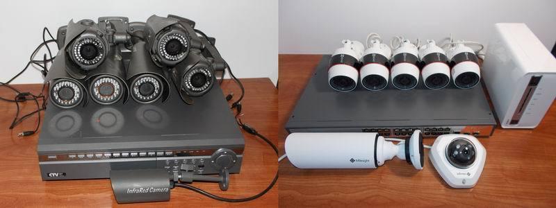 Эволюция: от аналогового видеонаблюдения к цифровому. Часть 1 - 1