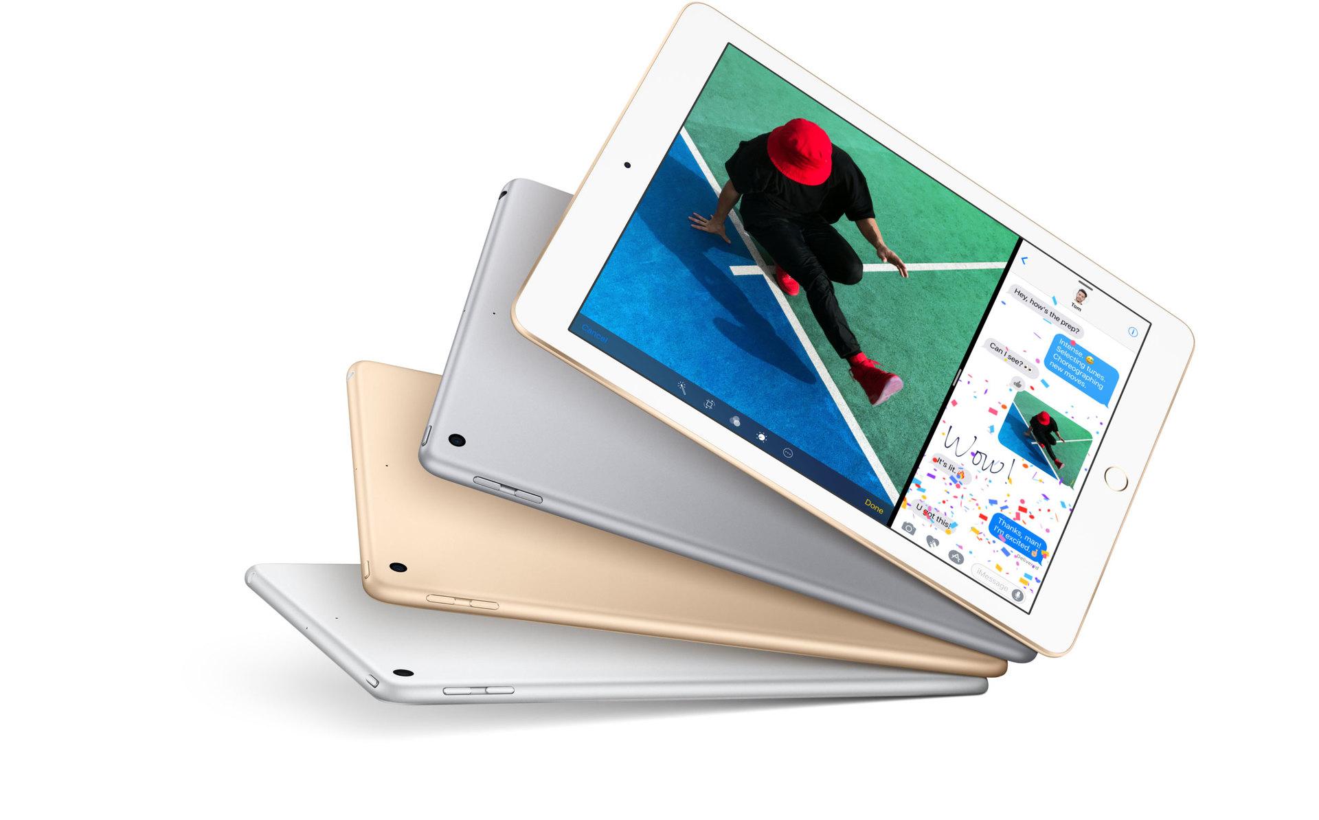 Новый iPad, красный iPhone. Пора обновляться? - 1