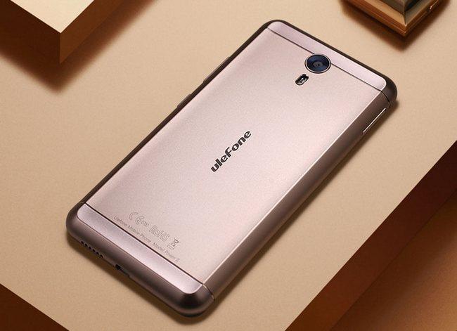 Опубликованы все характеристики смартфона Ulefone Power 2