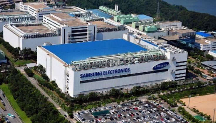 Рыночная капитализация Samsung Electronics бьёт рекорды